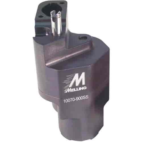 Oil Pump Mail: Melling 10070-900SS: Billet Aluminum Oil Pump Big Block