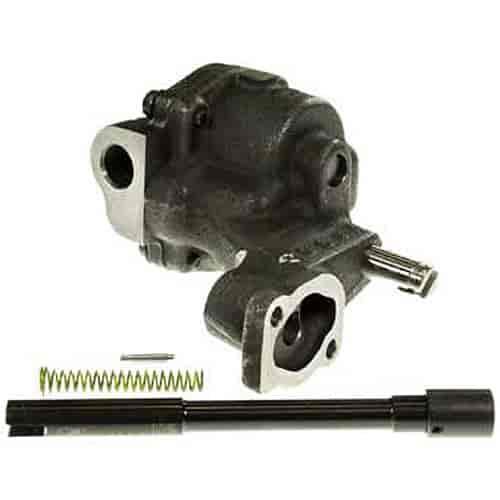 Oil Pump Mail: Melling 10550ST: Shark Tooth Oil Pump