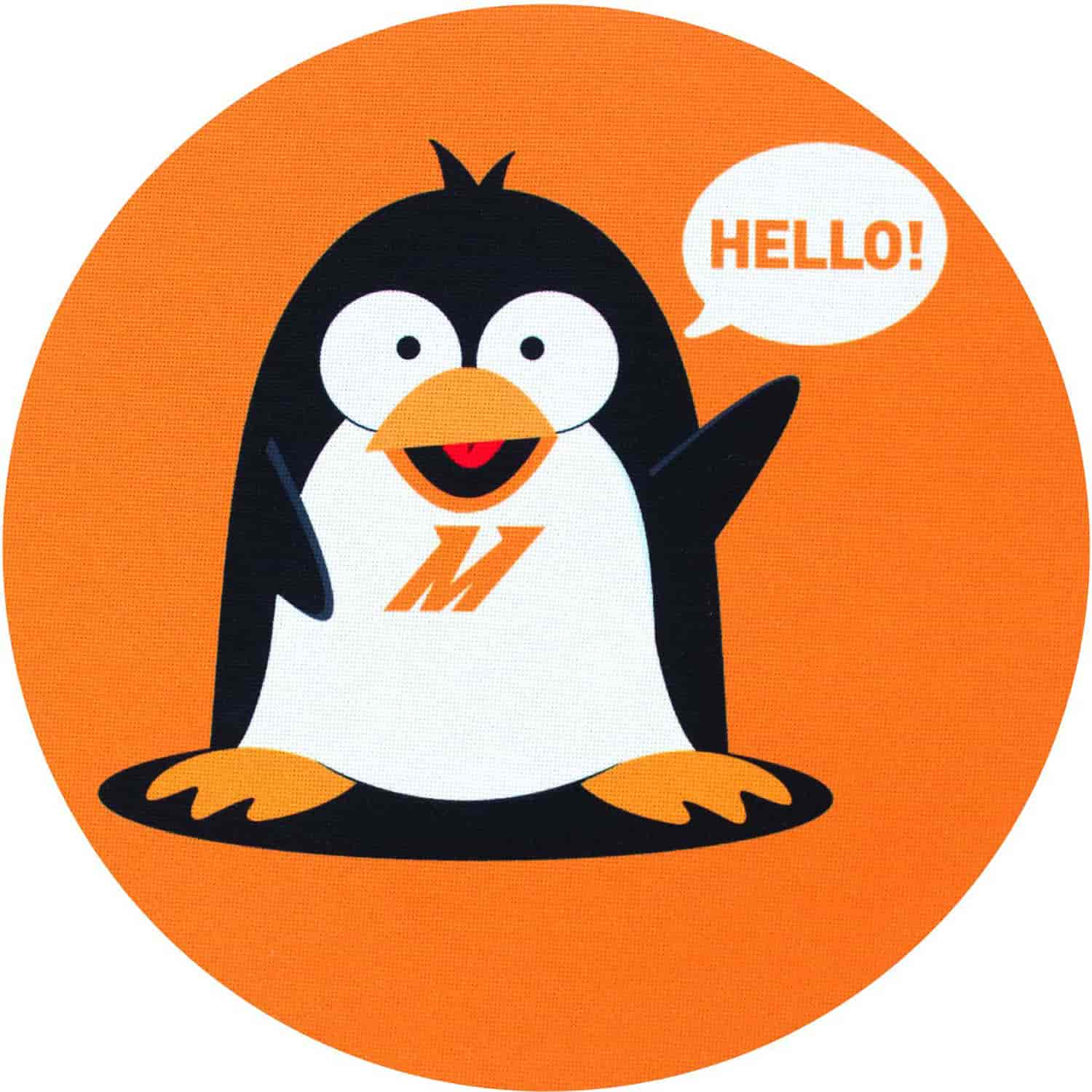 Mishimoto Prompadhello Chilly The Penguin Mouse Pad Jegs