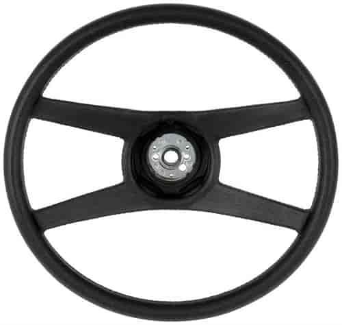 Oer 458998 4 Spoke Sport Steering Wheel 1971 1979 Camaro With Nk4 Option Black Jegs