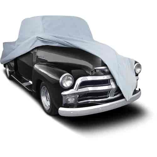 Oer Mt9000a Diamond Blue Car Cover 1947 54 Short Bed Truck Jegs