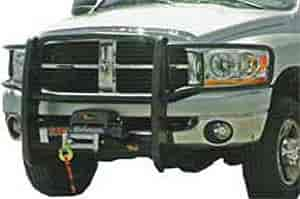 Mile Marker 50-34666C - Mile Marker Xtreme II Truck/SUV Grille & Brush Guards