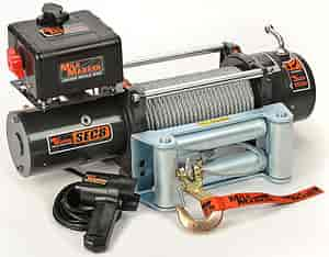 Mile Marker 77-50141 - Mile Marker SEC8 Electric Winch