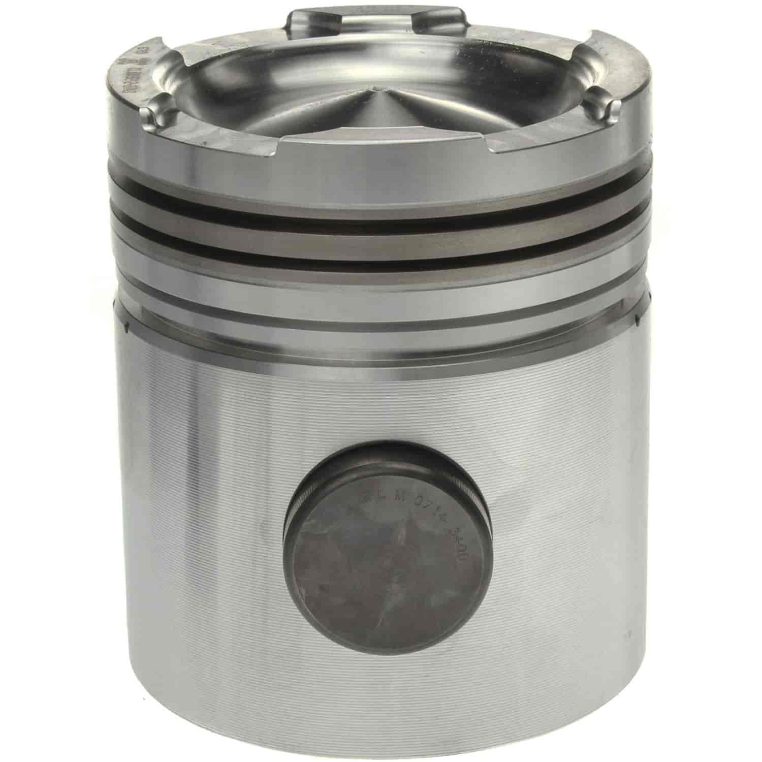 Clevite MAHLE Piston for Cummins 5 500 Bore 855 NH/NT Series Diesel Engs