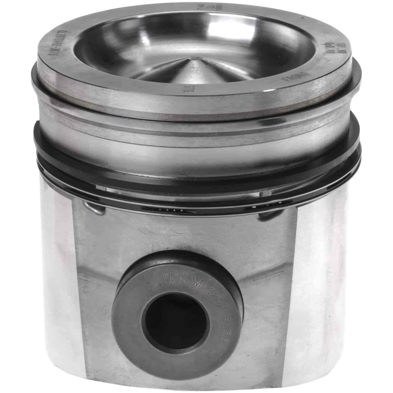 Clevite Piston Rings For Bore