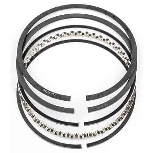 "PS RC 04000 187-4/"" X .142/"" X 3//16/"" Cast Iron Piston Ring"