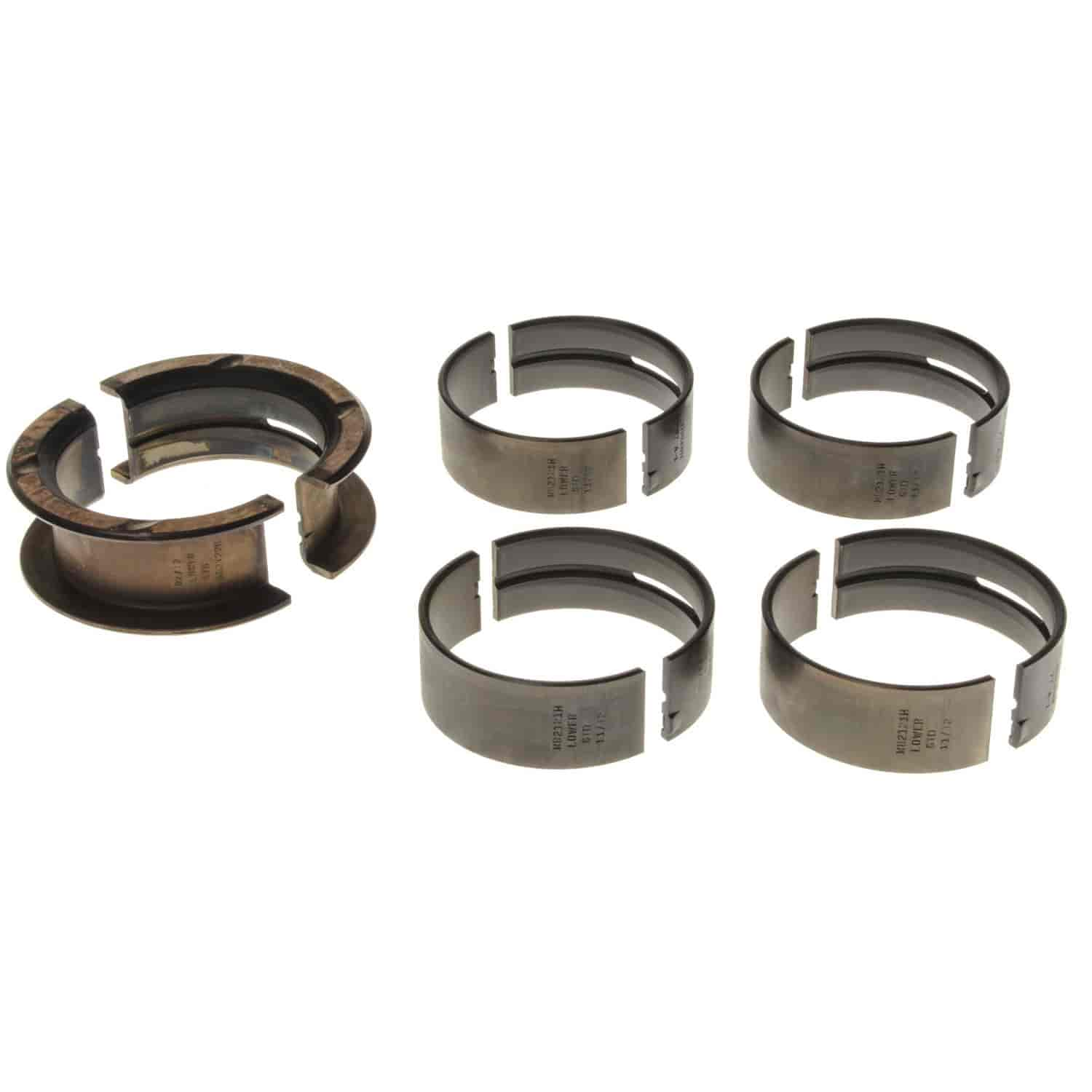 """.001/"""" Ford 289 302 5.0 Clevite Performance//Race H-series Main Bearing Set"""
