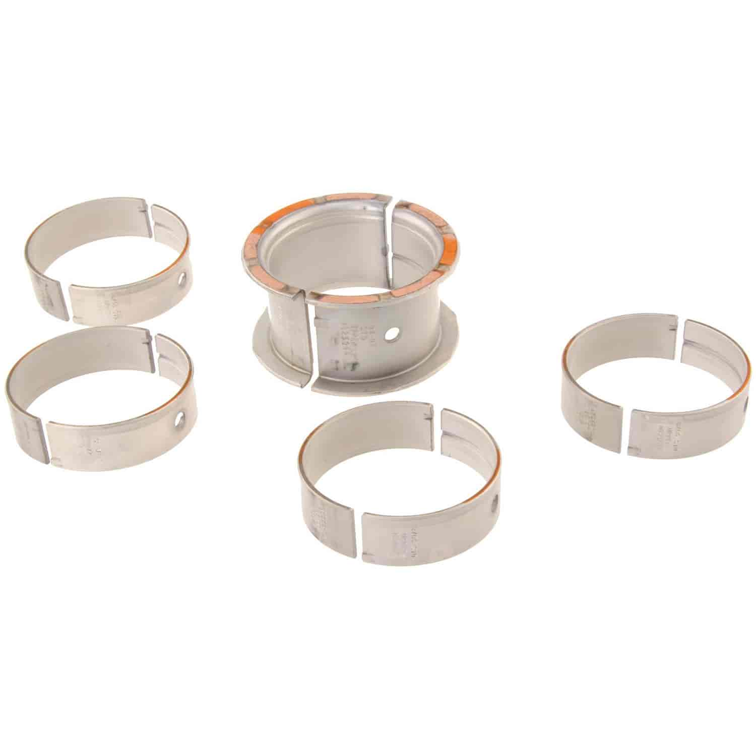 Clevite Mahle Ms909p2 Main Bearing Set Chevy 1968 2002 V8 262 267 327 Power Steering Ckets