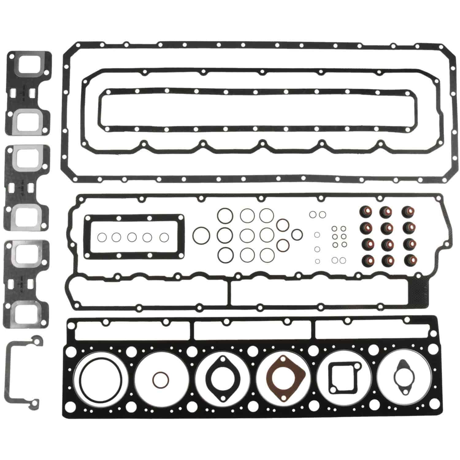 Clevite MAHLE In-Frame Overhaul Set Caterpillar 3116 Non Cover Plate Engine  - Pan Set OE# 2613816