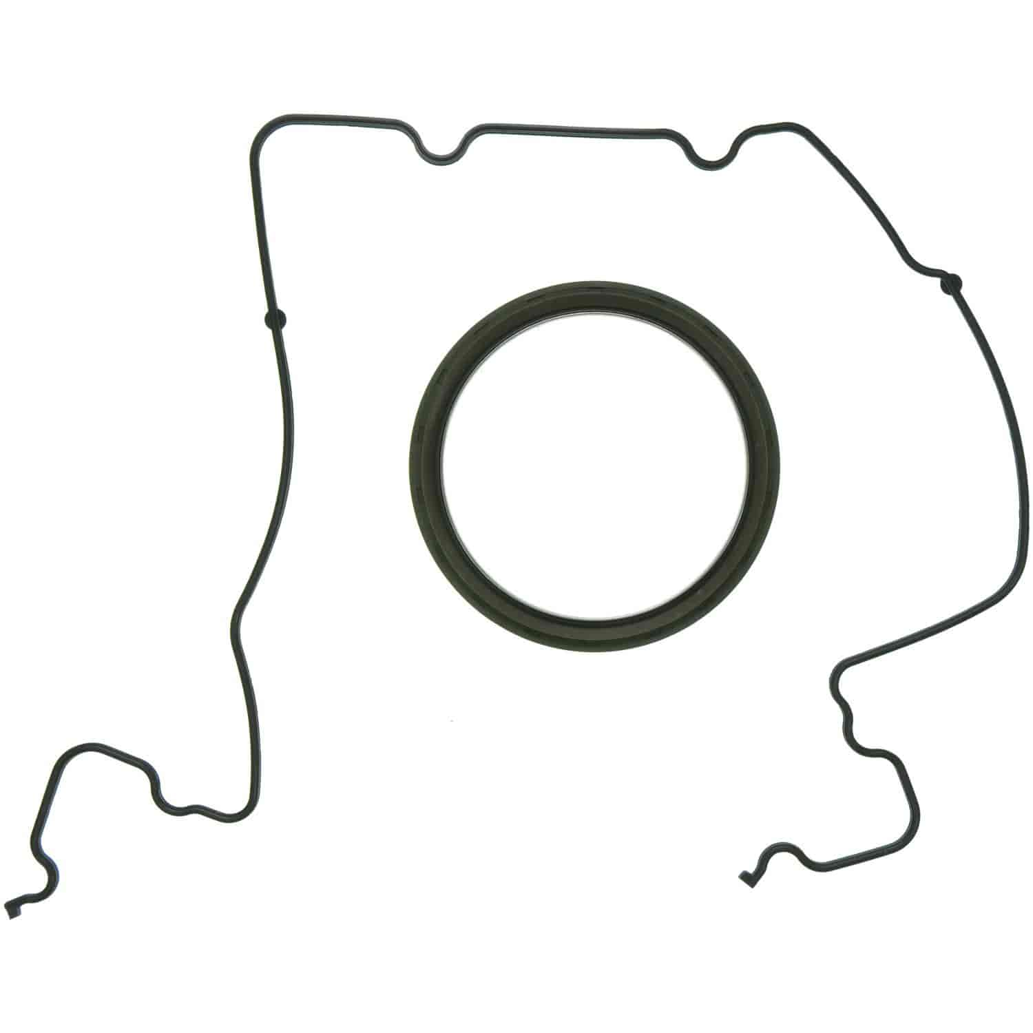 clevite mahle jv1684  rear main seal set 2003