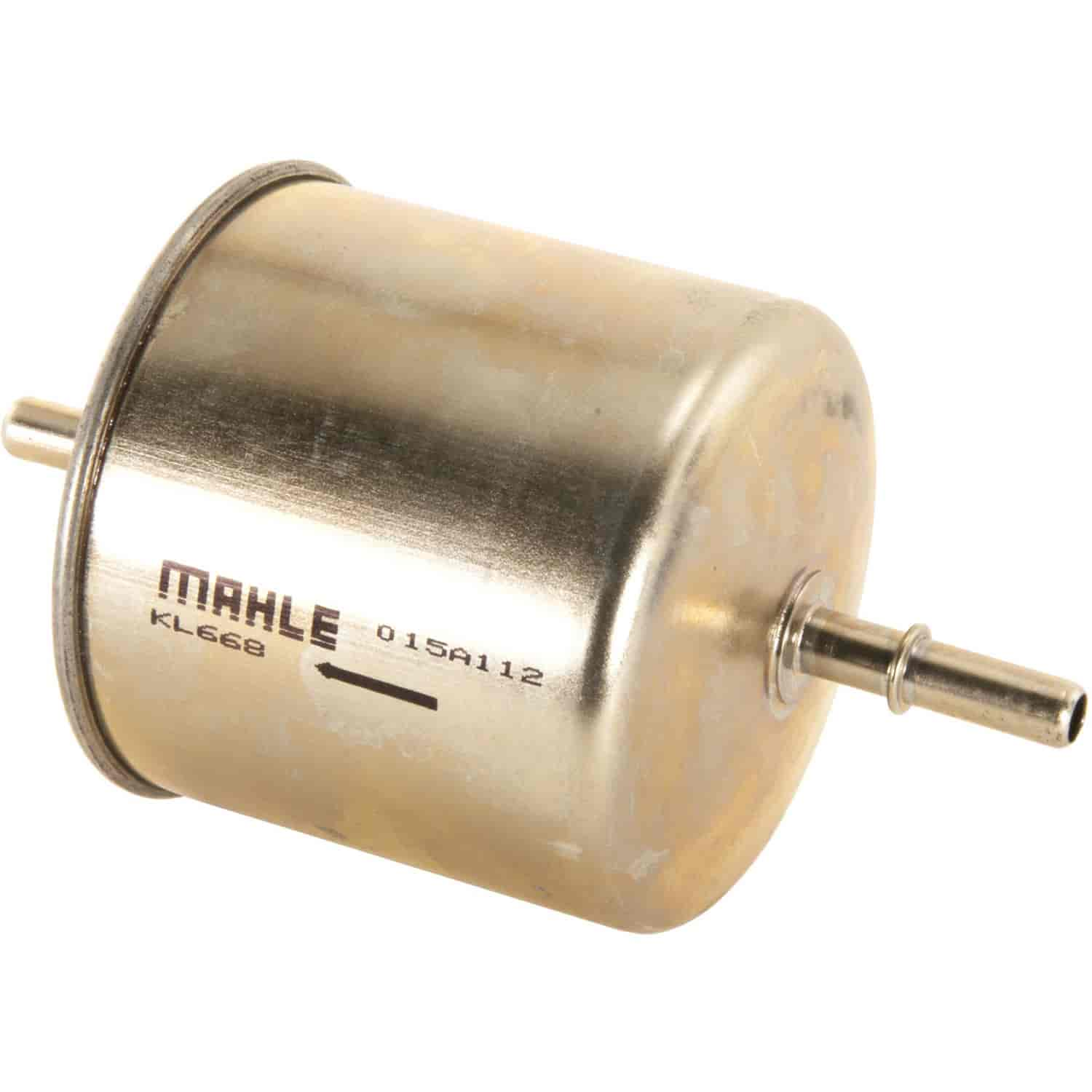 Clevite Mahle Kl668 Fuel Filter 1983 2007 Various Ford 2003 Thunderbird
