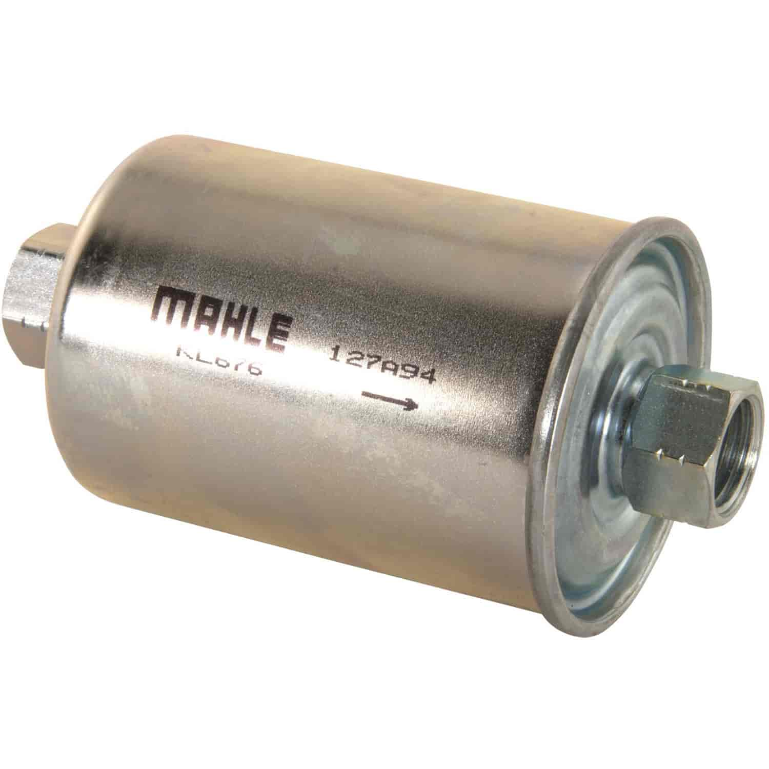 Clevite Mahle Kl676 Fuel Filter 1984 2009 Various Buick Isuzu Filters