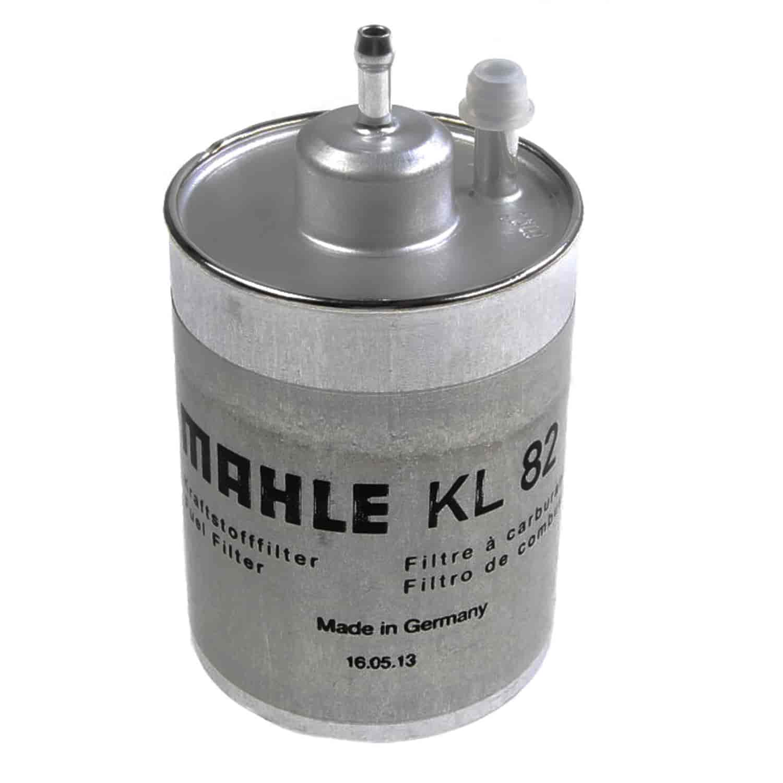 clevite mahle mahle fuel filter 1996-2014 chrysler crossfire & various mercedes  benz models  clevite mahle kl82