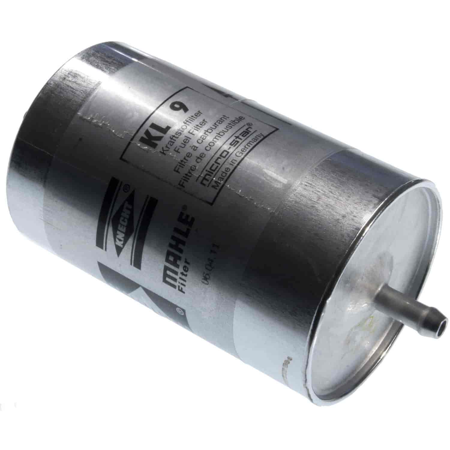 Clevite Mahle Kl9 Fuel Filter Bmw 318i 325 1984 1987 Jegs Mustang Location