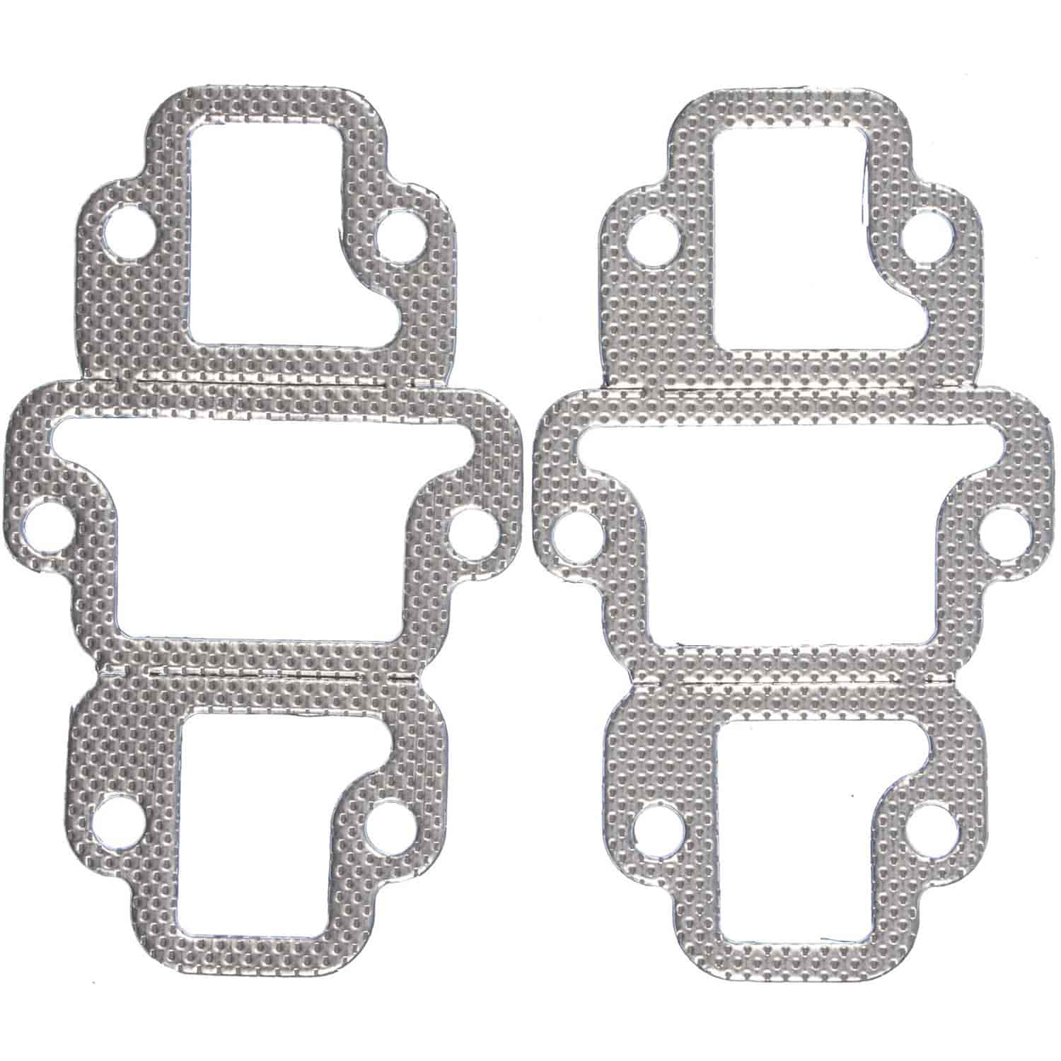 Clevite Mahle Ms14143 Exhaust Manifold Gasket Set 1971 1991 Amc Jeep