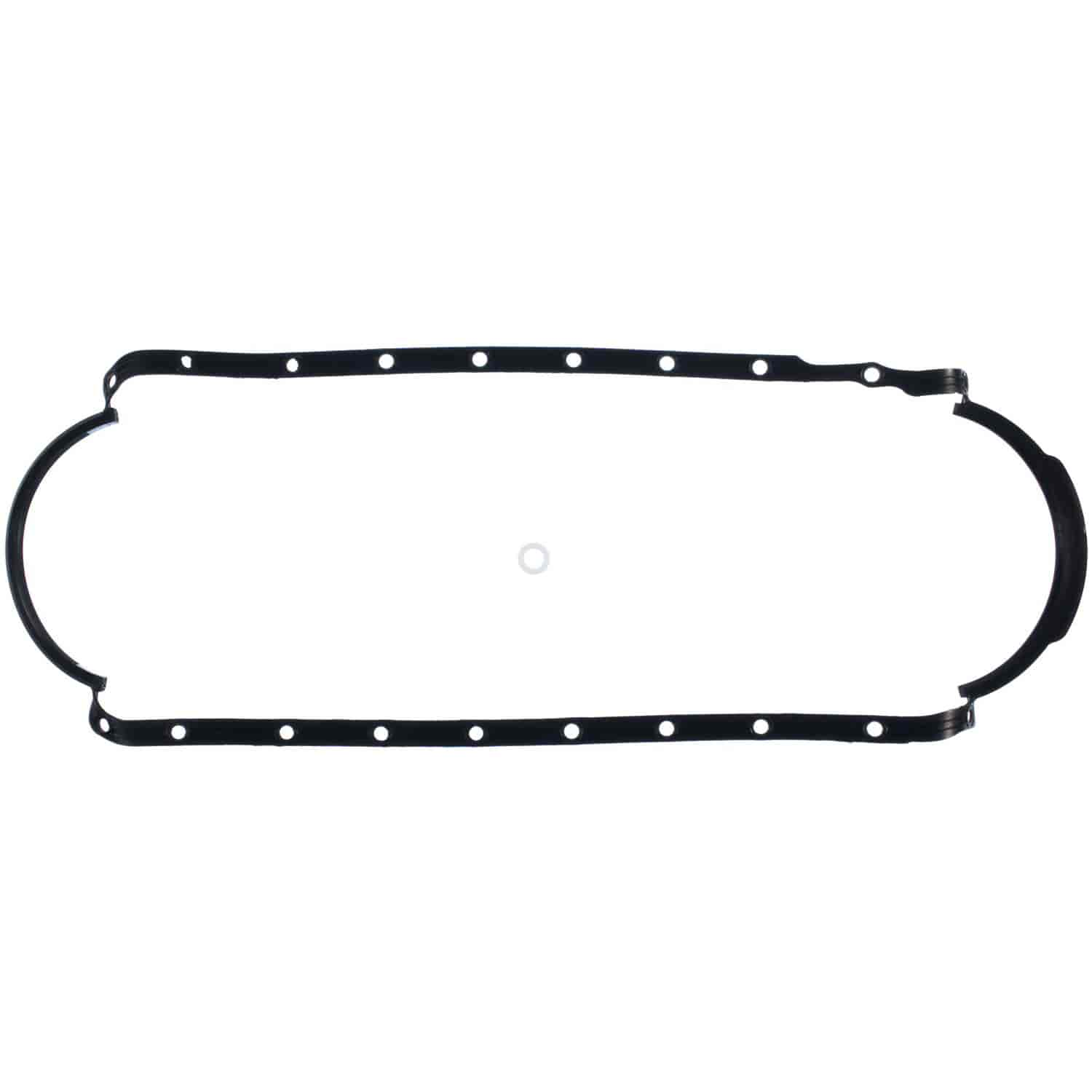 clevite mahle os32121  oil pan gasket set 1991 454ci  7 0  7 4l  in