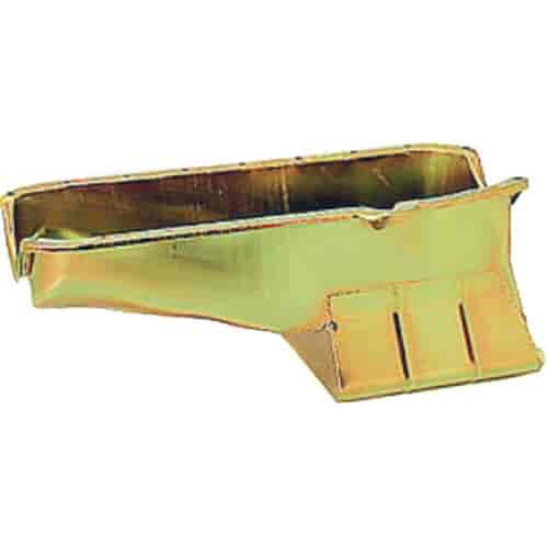 Milodon Small Block Chevy Oil Pan 1986-Up Small Block