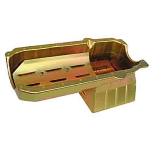 Milodon Small Block Chevy Oil Pan 1980-85 Small Block/Dart SHP Block