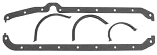 Milodon 40700 - Milodon One-Piece Oil Pan Gaskets