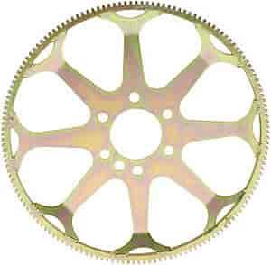 Quick Time Bellhousing Lightweight Flexplate Small Block Ford 289/302/351W  157-Tooth, Internal Balance 2 8 lbs 8-Spoke