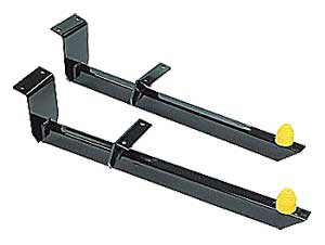 Lakewood 21715 - Lakewood Leaf Spring Traction Bars