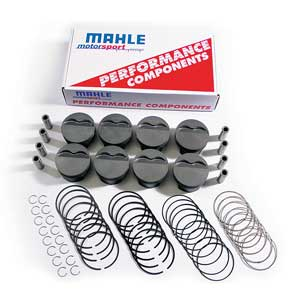 Mahle SBF600030F06 - Mahle PowerPak Piston Kits