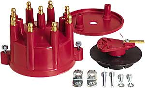 Mallory 29509 - Mallory Distributor Caps, Rotors and Accessories