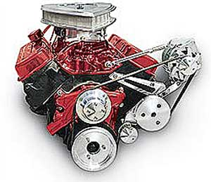 March Performance 20575 - March Big Block Chevy Serpentine Drive Kits