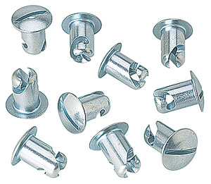 JEGS Performance Products 82201 - JEGS Quarter-Turn Fasteners