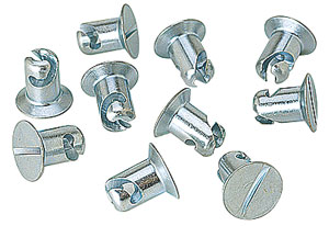 JEGS Performance Products 82206 - JEGS Quarter-Turn Fasteners