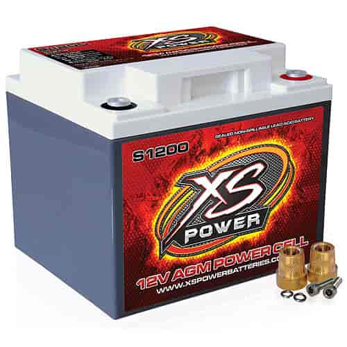 XS Power S1200 - XS Power D-Series Batteries