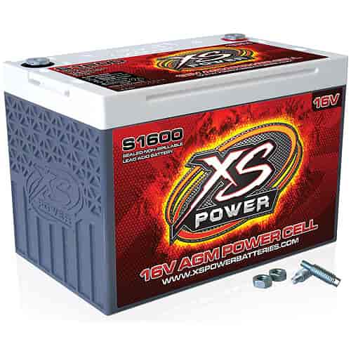 XS Power S1600 - XS Power S-Series Batteries
