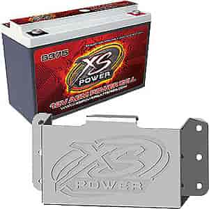XS Power S375-510 - XS Power D-Series Batteries