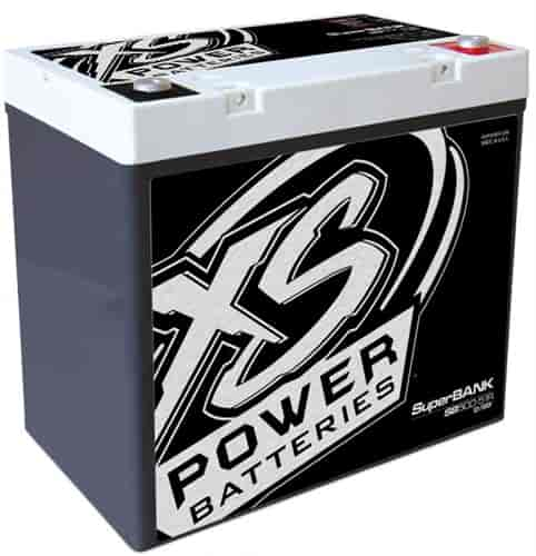XS Power SB500-51R: 12-Volt SuperBank Capacitor Group 51R