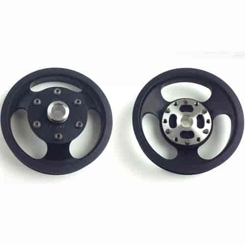 Performance Steering Components PSC Power Steering Pump Pulley [GM LS Truck]
