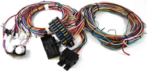 707 r1002 rpc r1002 universal 20 circuit wire harness kit jegs jegs universal wiring harness at edmiracle.co
