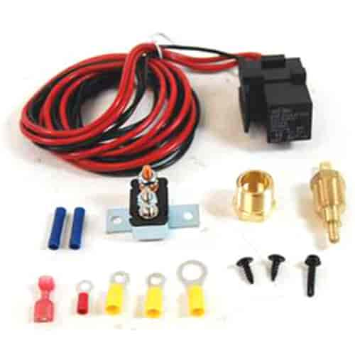 RPC R3102 Fan Relay With Thermostat – Rpc Wiring Harness