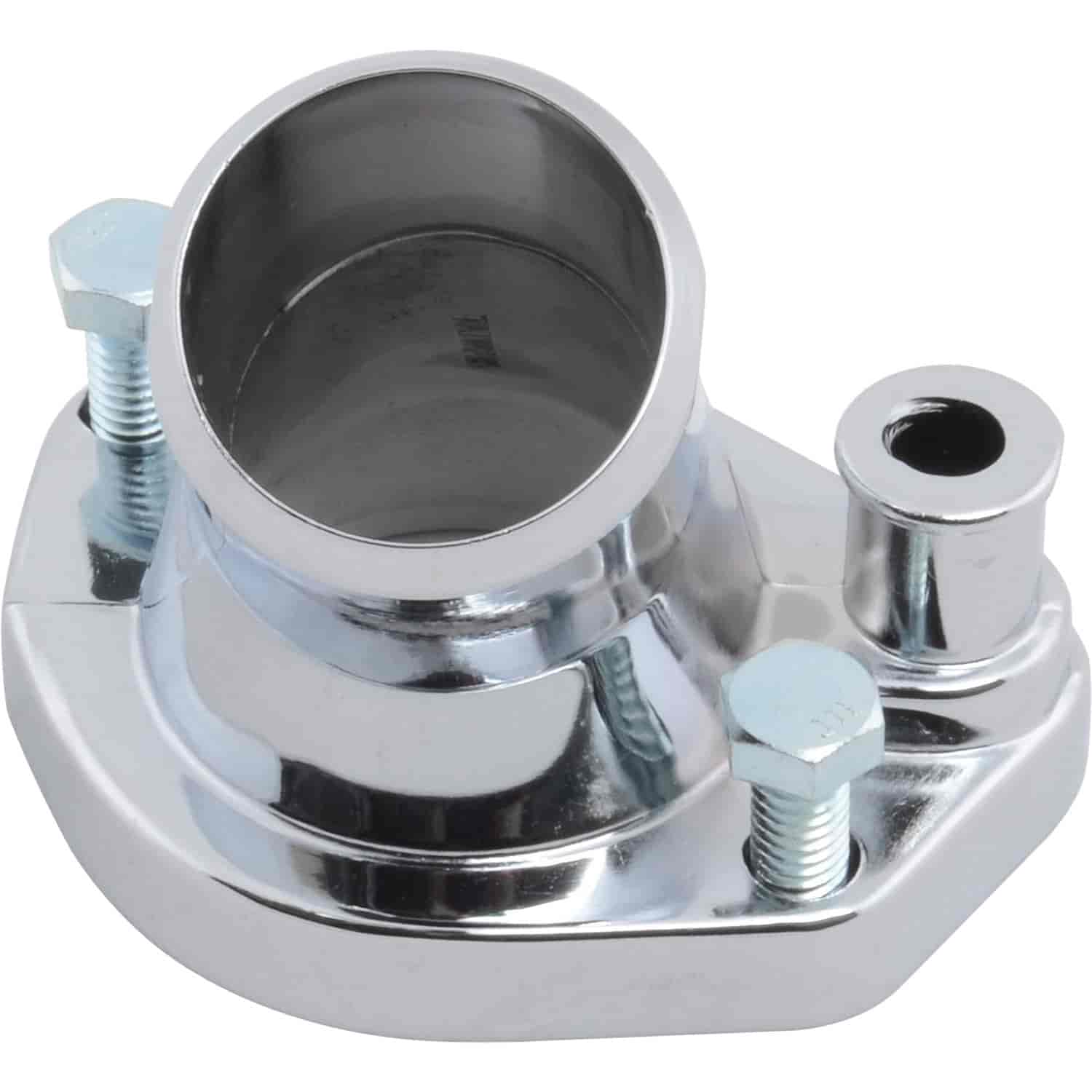 Spectre Performance 4232 Chrome Water Neck for Small Block Ford