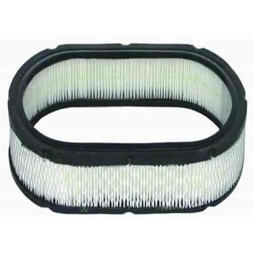 Spectre Performance 4810 15 x 2 Oval Paper Air Filter Element