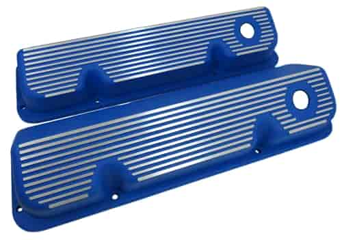RPC All Fins Aluminum Valve Covers Ford 351 Cleveland