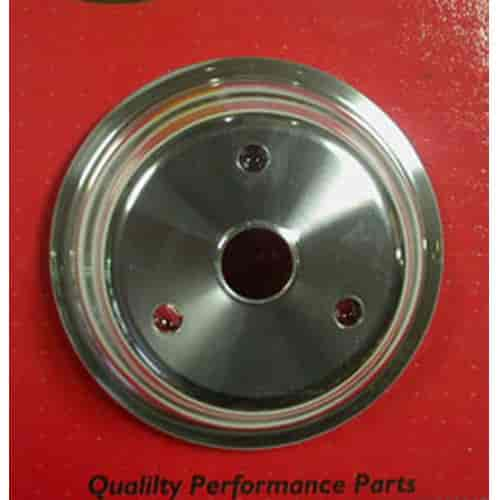 RPC Crankshaft Pulley 1969-85 Small Block Chevy 283-350