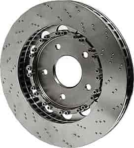 Performance Friction 331.095.77 - Performance Friction Brake Rotors