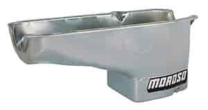 Moroso 20165 - Moroso Street/Strip Oil Pans