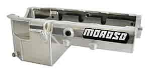 Moroso 20385 - Moroso Drag Race Oil Pans