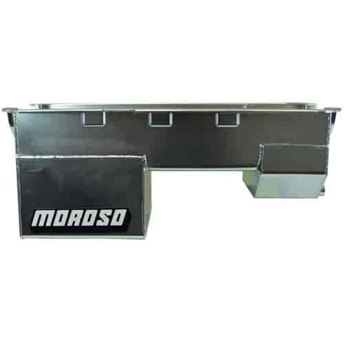 Moroso 20520 - Moroso Street/Strip Oil Pans