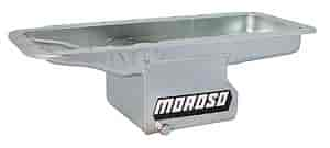 Moroso 20760 - Moroso Street/Strip Oil Pans