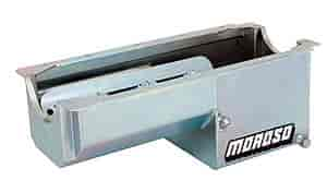 Moroso 21019 - Moroso Drag Race Oil Pans