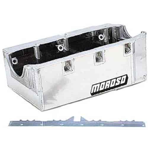 Moroso 21235 - Moroso Drag Race Oil Pans