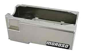 Moroso 21245 - Moroso Drag Race Oil Pans