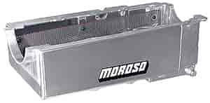 Moroso 21600 - Moroso Drag Race Oil Pans